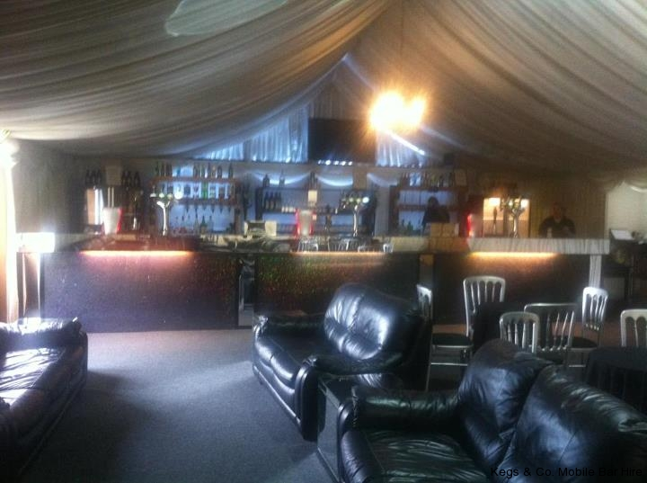 VIP Area Bar Hire