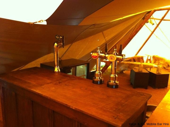 Tee Pee Wedding Bar Hire