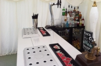 Marquee Wedding Bars